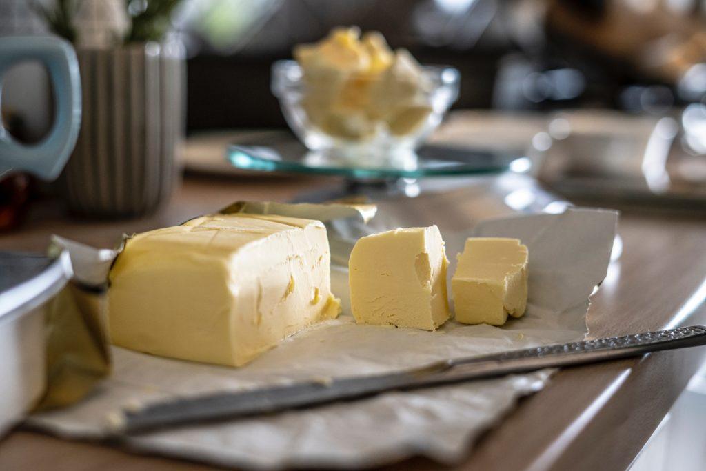 Ist Butter wichtig für Kinder?