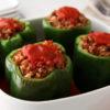 Gefüllte paprika Rezept (Lecker und einfach)