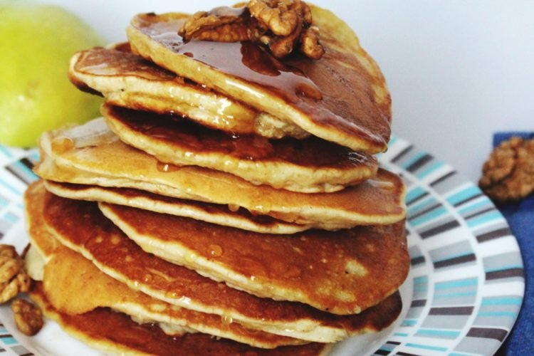 Apfelpfannkuchen Rezept (Lecker und einfach)