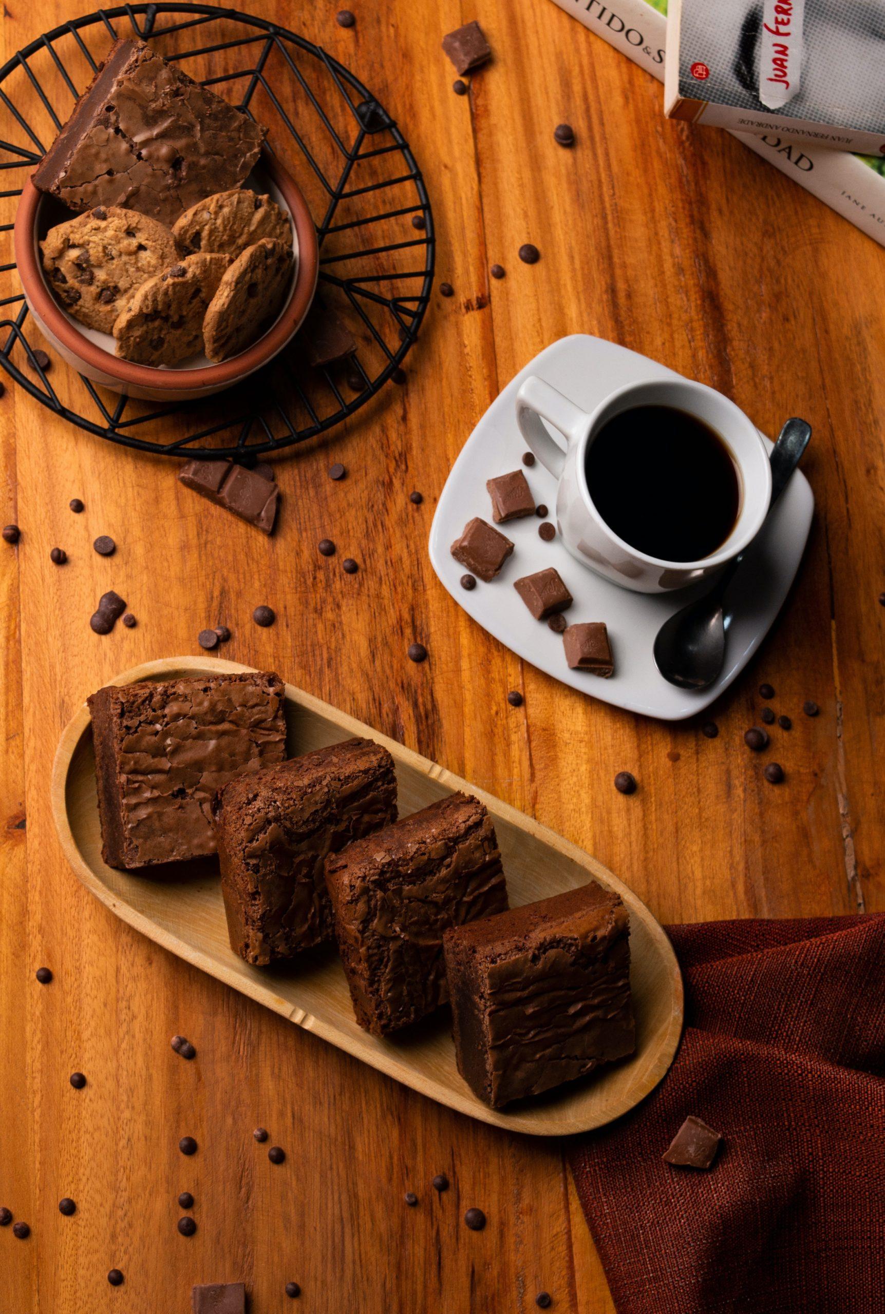 Brownies Rezept (einfach zu machen)