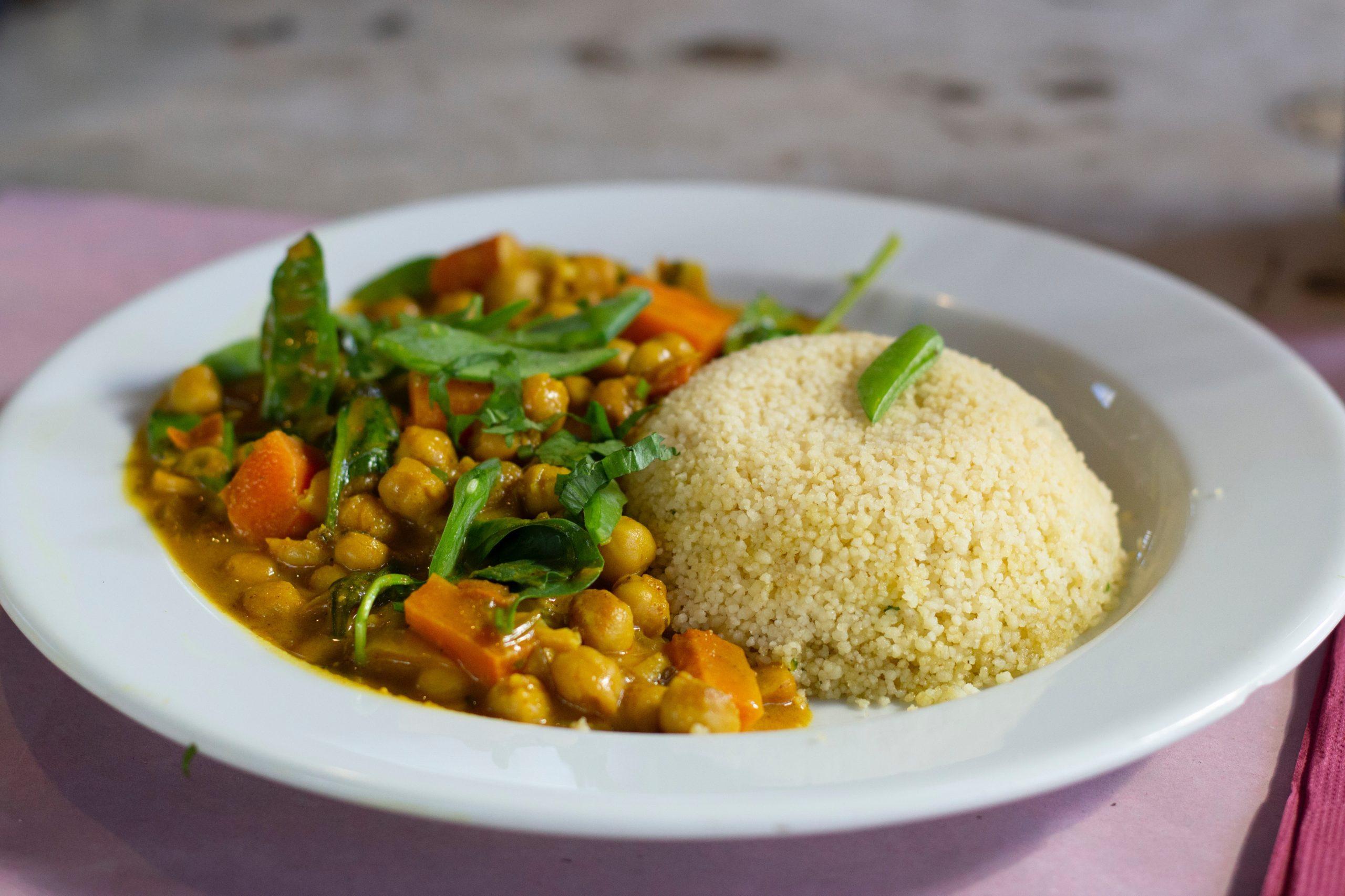 Couscous Rezept (einfach zu machen)