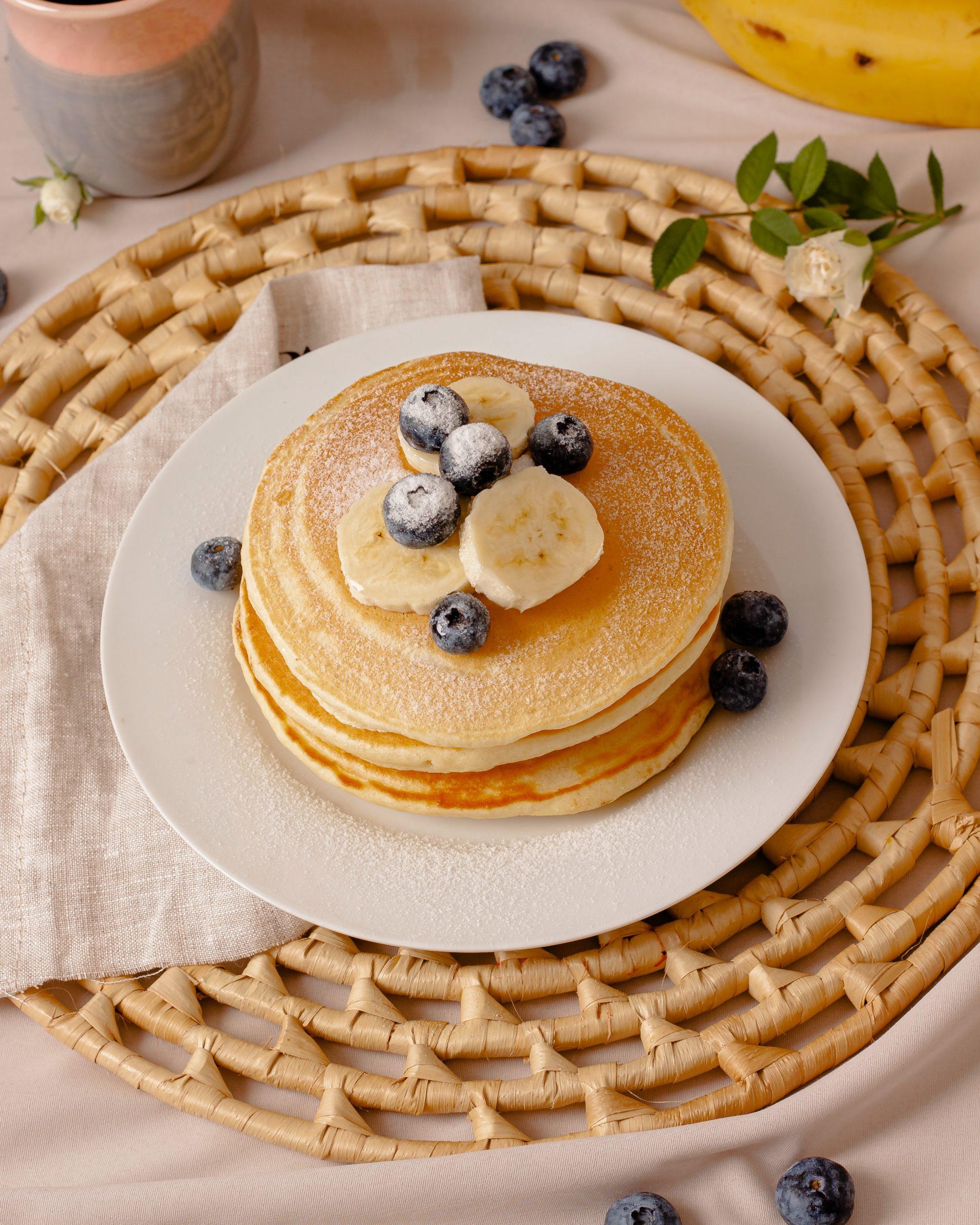Eierpfannkuchen Rezept (Lecker und einfach)