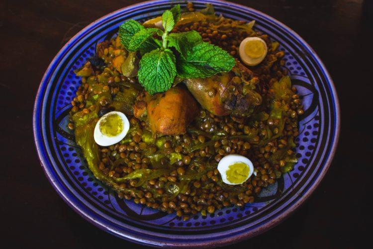 Ägyptische Linsensuppe Rezept