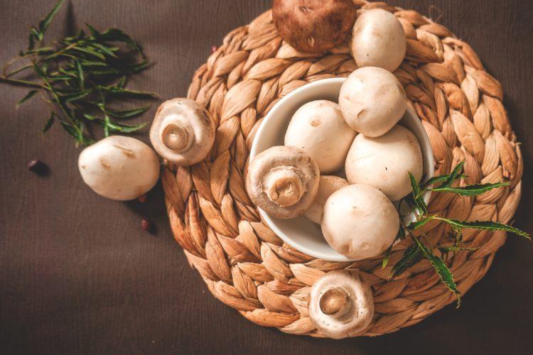 Champignons Rezept (einfach zu machen)