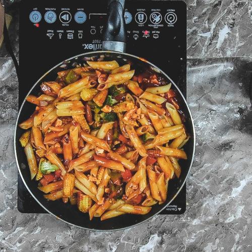 Vegetarisches Rezept (Lecker und einfach)