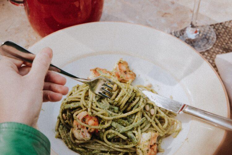 Wie verwendet man Pesto?
