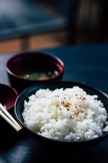 Kann Reis ablaufen?
