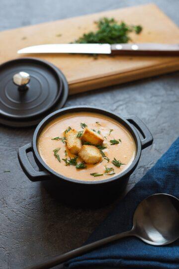 Kann man Kartoffelsuppe einfrieren?