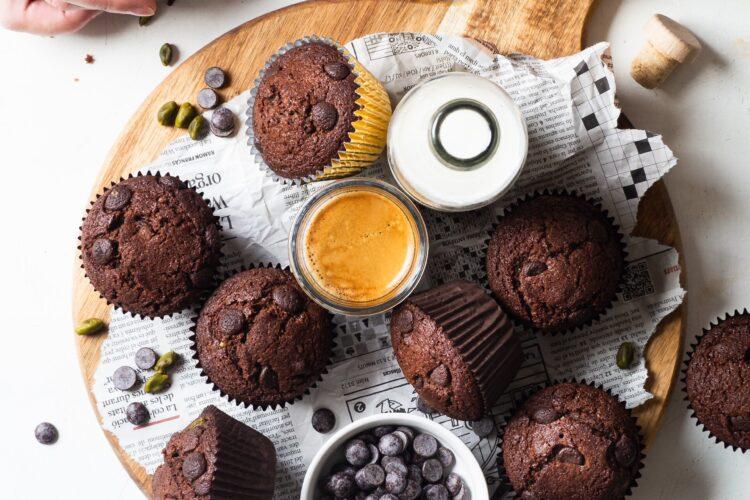 Wie lange backt man Muffins?