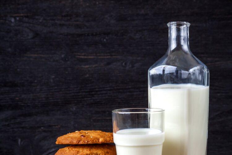 Kann man Milch einfrieren?