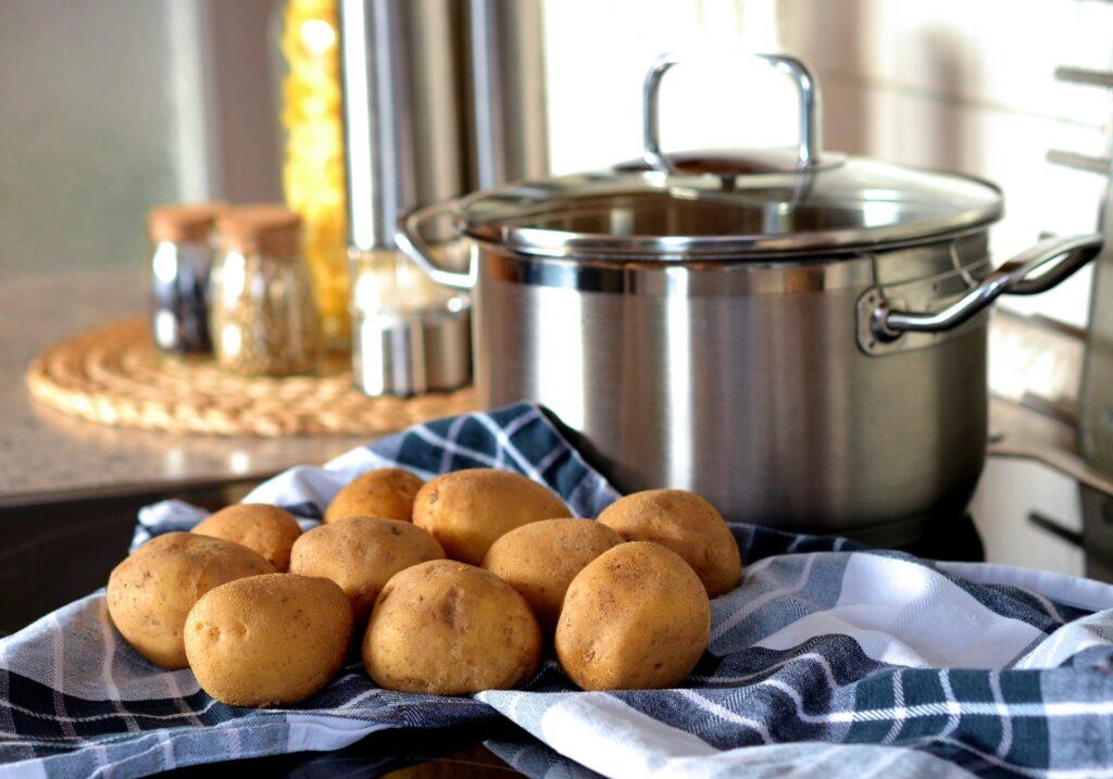 Wie lange halten sich gekochte Kartoffeln?