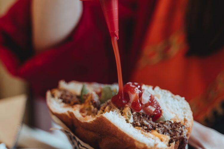 Kann Ketchup schlecht werden?
