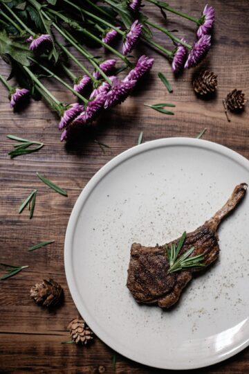 Wie lange Steak im Ofen lassen?