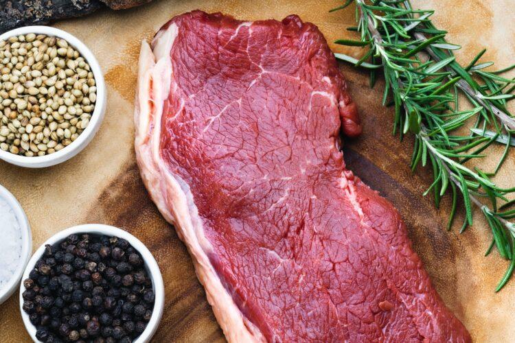 Wie lange ist gefrorenes Fleisch haltbar?