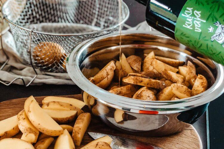 Wie lange kocht man Kartoffeln?