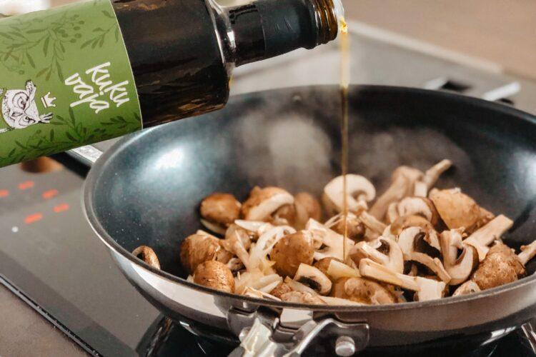 Wie lange sind gekochte Pilze haltbar?