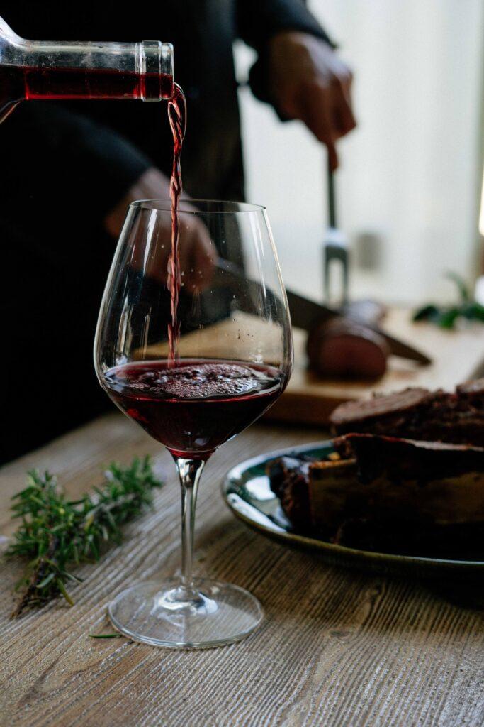 Welcher Rotwein zum Kochen?