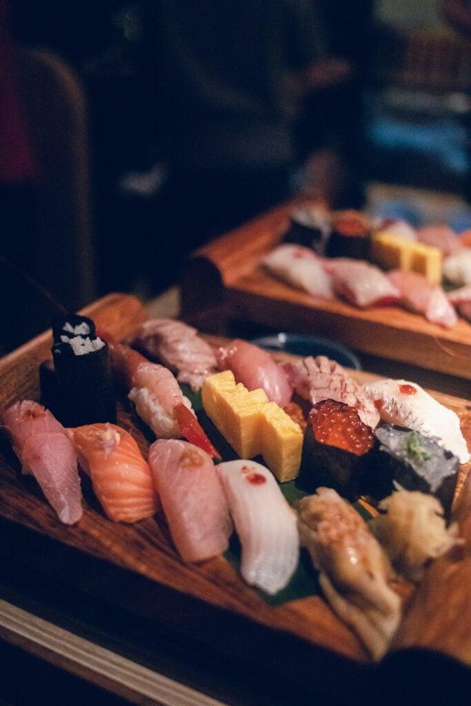 Welcher Reis für Sushi?