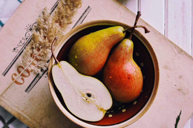Kann man Birnen einfrieren?