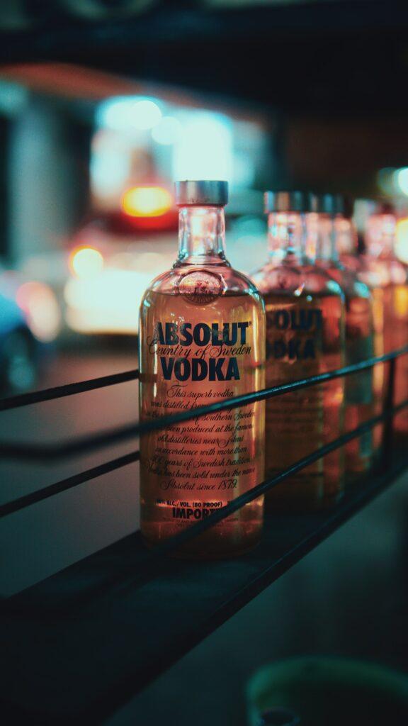 Kann Wodka schlecht werden?