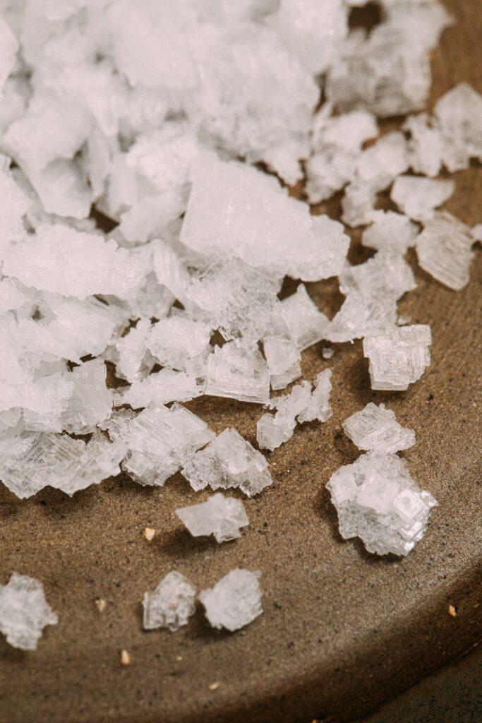 Kann Salz ablaufen?
