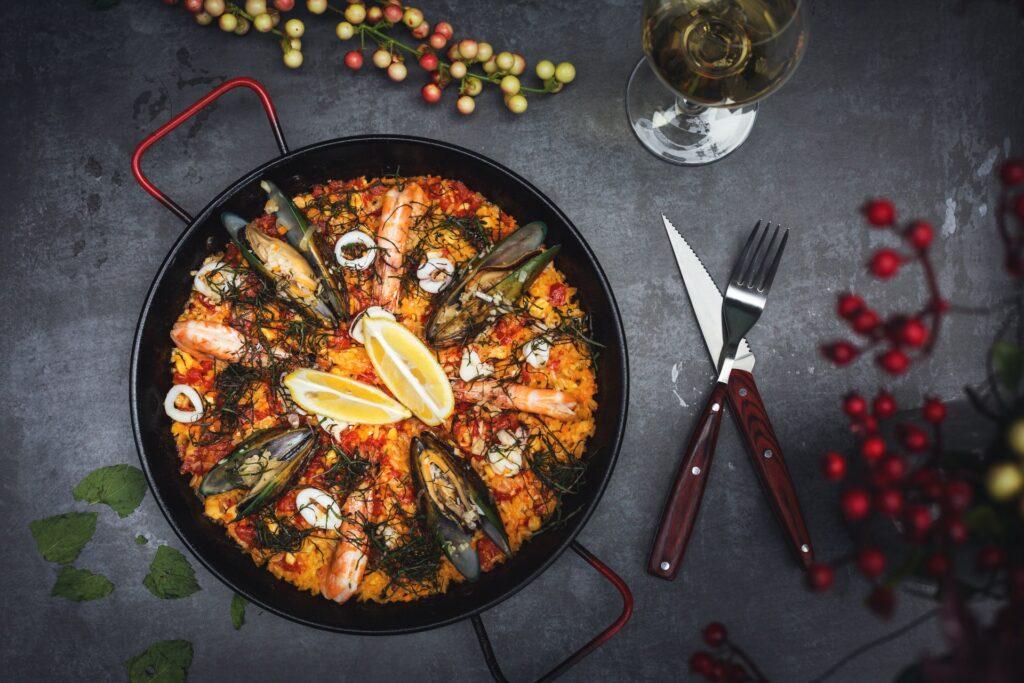 Welcher Reis für Paella?
